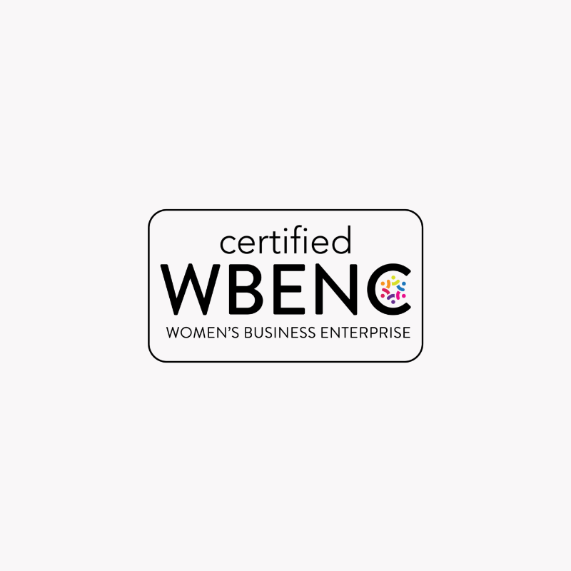 MBE & WBE Certifications