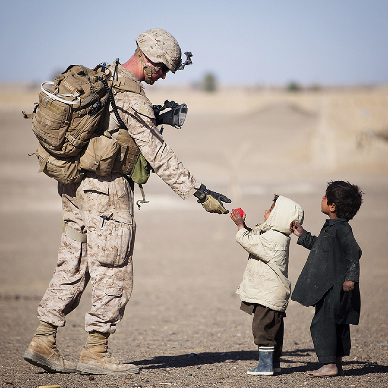 Support the Military